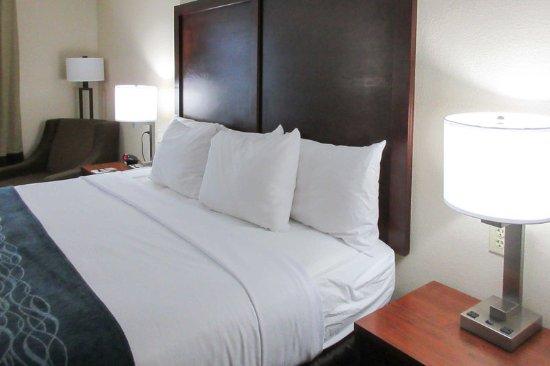 Хит, Огайо: Guest room