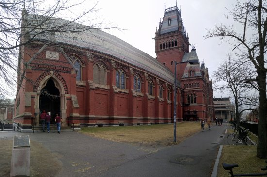 Cambridge, MA: Memorial Hall