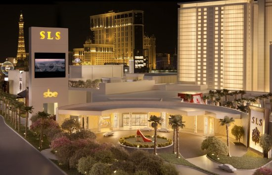 Image result for sls las vegas