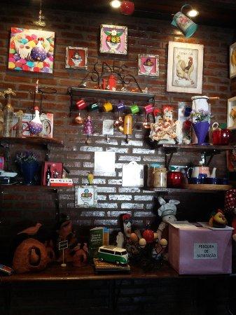 fba8afdf8 Decoração - Foto de Empório Coisas da Roça, Jacareí - TripAdvisor