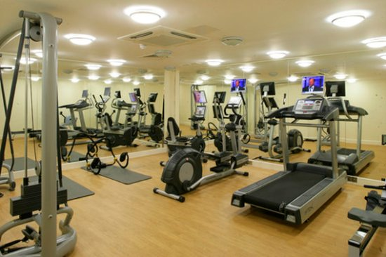 Cassidys Hotel: Health club