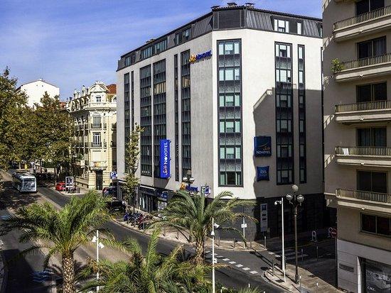 Novotel Suites Cannes Centre: Exterior