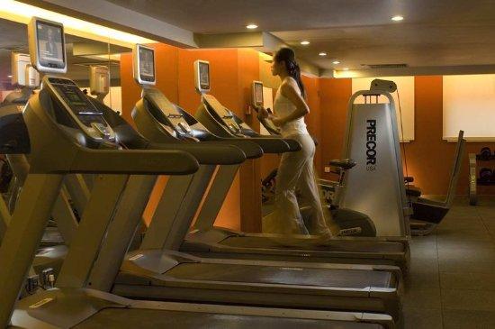 Hilton Beijing Wangfujing: Health club
