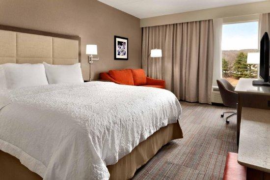 Hampton Inn Denville / Rockaway / Parsippany: Suite