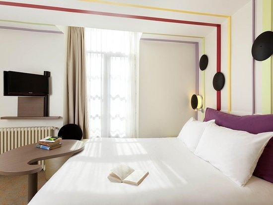 ibis styles bayonne gare centre hotel france voir les tarifs et 367 avis. Black Bedroom Furniture Sets. Home Design Ideas