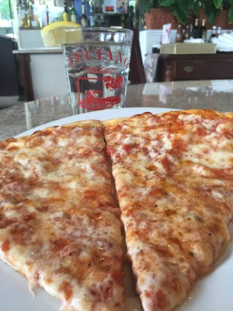 Luciano Italian Restaurant Pizzeria Special Price For Limited Time 2 Slices Of Cheese