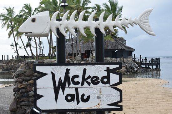 Coral Coast, Fiyi: Wicked Walu