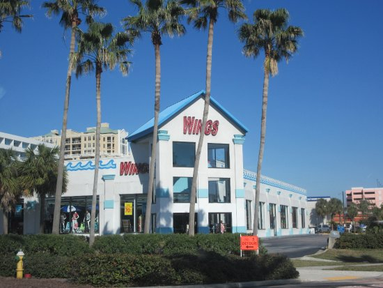 Wings Beachwear : Wings Shop in Clearwater