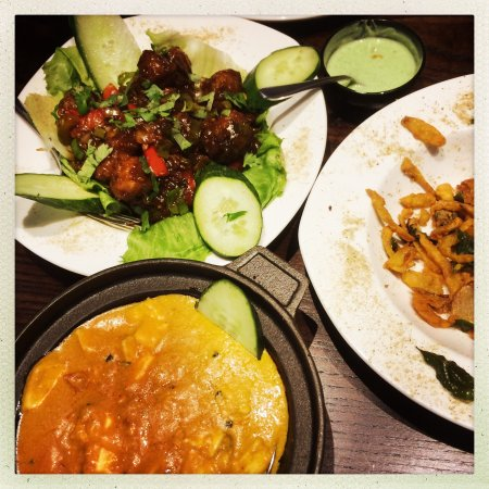 Paradise indian food auckland omd men om restauranger for Ajadz indian cuisine auckland
