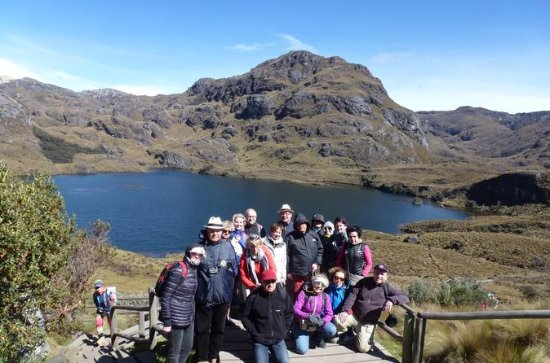 Cajas National Park Day-Trip...