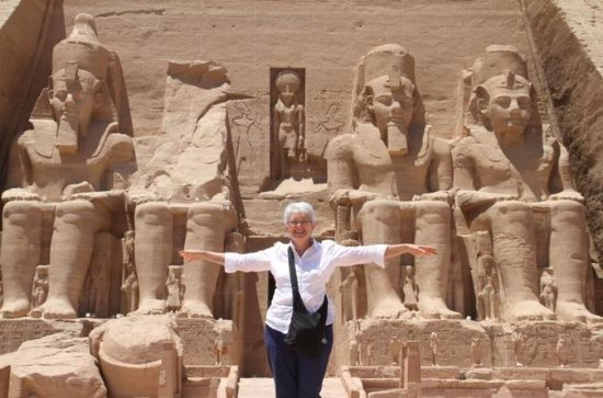 Abu Simbel Tempel Private Tour von ...