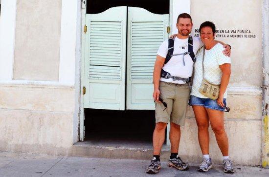 Merida Cantinas Walking Tour with