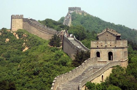 Full-Day Great Wall of Badaling with...