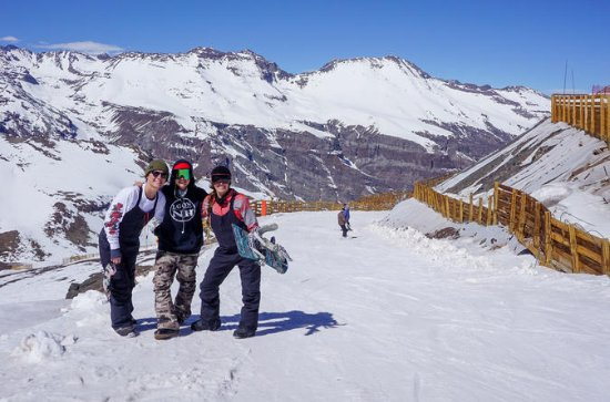 Small-Group Tour to Valle Nevado and...