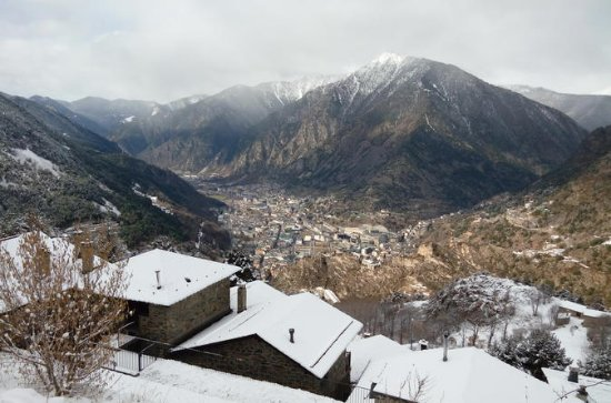 Private Andorra Experience with...