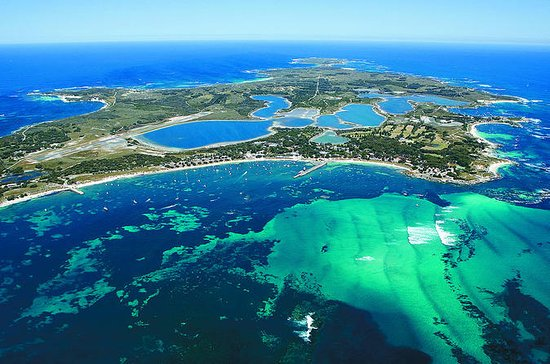 Full Day by Seaplane to Rottnest...