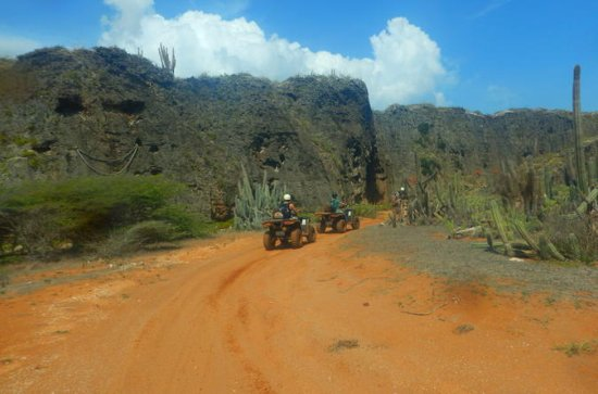 Curacao Half Day eller Full Day ATV ...