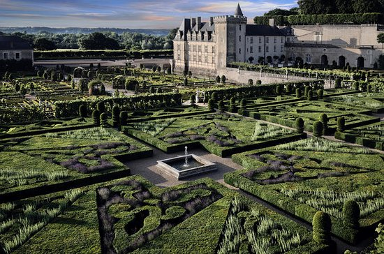 Chateau de Villandry and Gardens...