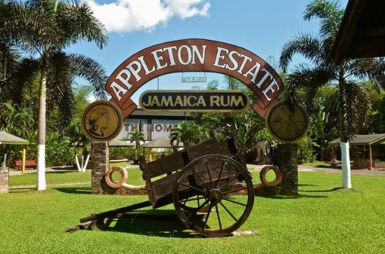 Appleton Estate Rum Tour and Tasting ...
