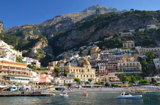 Exclusive Amalfi and Positano tour ...