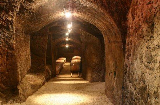 Winery Tour et dégustation de vin et...