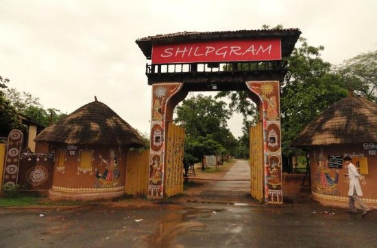 Shilpgram Admission Ticket with...