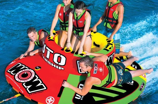 WOW Adventure Tubing - UTO Starship 6...