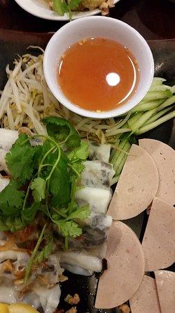 Rosemead, CA: rice noodle