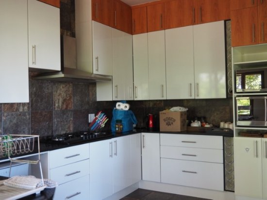 Kaapmuiden, South Africa: Very well equipped kitchen