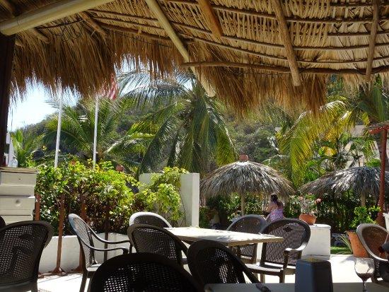Hotel Castillo Huatulco Beach Club Private Restaurant Area
