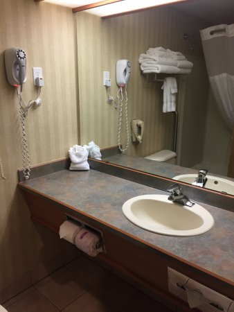 Enterprise, Орегон: Bathroom