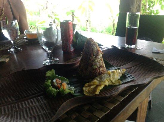 Kayun Restaurant & Lounge: Nasi Goreng