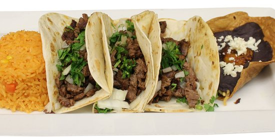 Bristol, NH: Tacos