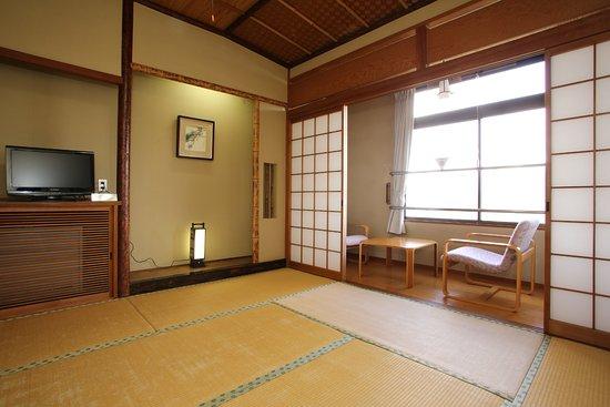Yukuhashi, Japón: 客室(和室)