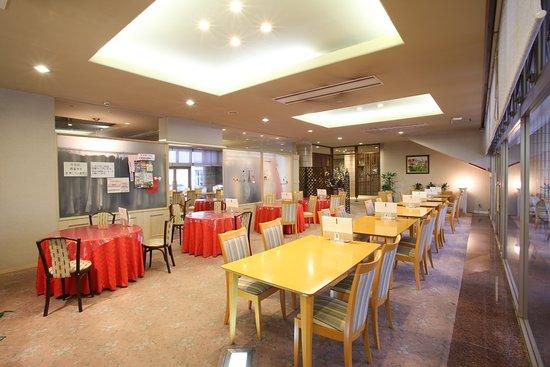 Yukuhashi, Japan: レストラン