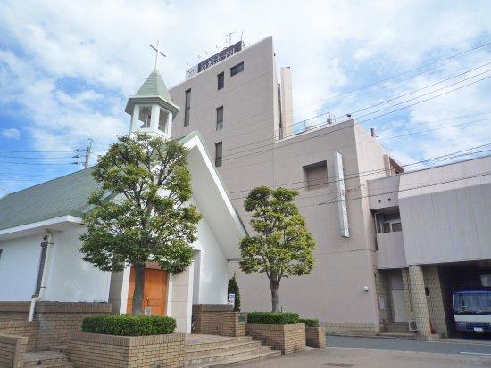 Yukuhashi, Japan: ホテル外観