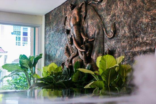 Wall Art - Picture of Nirvana Inn, Patong - TripAdvisor