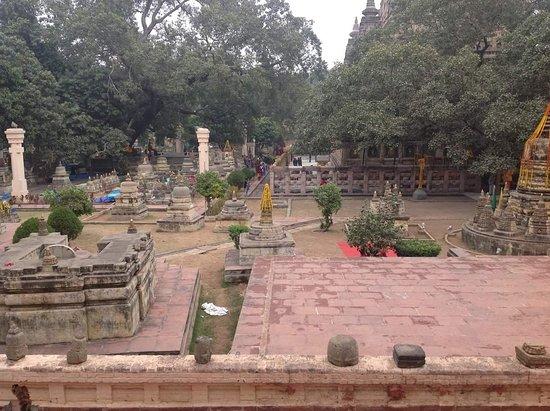 Mahabodhi Temple (Bodh Gaya, Indien) - anmeldelser