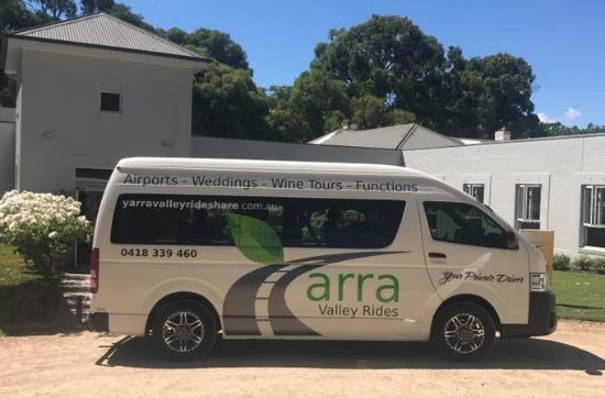 Lilydale, Australia: Our 12 seater mini bus