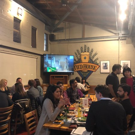 Photo1 Jpg Picture Of Tied House Cafe Brewery Mountain View