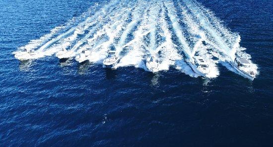Providenca Charter and Travel - Motor boat charter Trogir Split Croatia