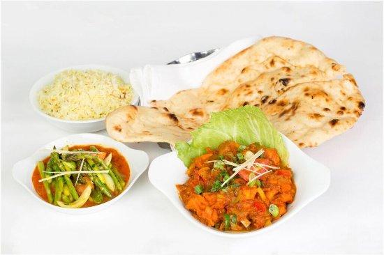 Clay Cross, UK: Kathmandu Special Meal