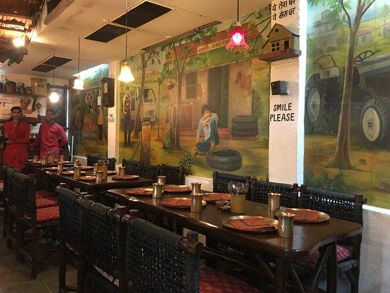 Mirch Masala Hindi Filmy Style Rustic Interiors And Decor