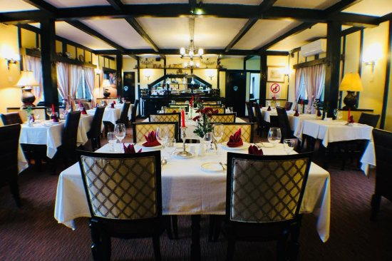 Ringlet, Malaysia: The attractive dining room