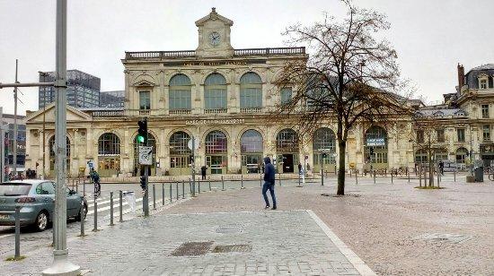 Gare lille flandres gare lille flandres yorumlar - Cabinet d ophtalmologie des flandres lille ...