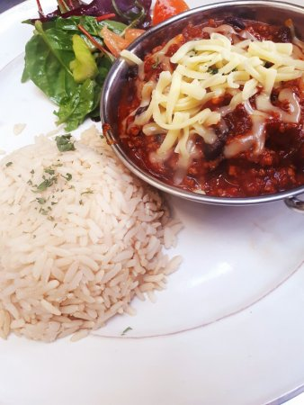 Warrenpoint, UK: Chili con carne