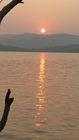 Sharavathi Adventure Camp: Reflection in water...what a beauty