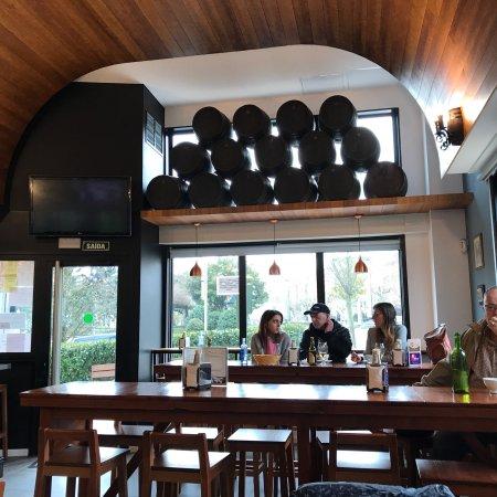 Restaurante pulperia os concheiros en santiago de for Cocinas santiago de compostela