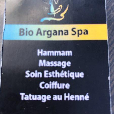 Centre d'esthétique Bio Argana Spa Essaouira