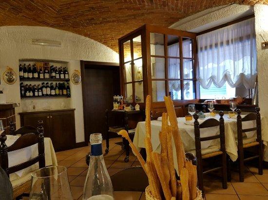 Crumble - Picture of Trattoria del Soggiorno, Gattinara - TripAdvisor